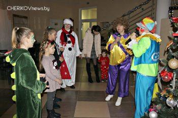 В Черикове отпраздновали Старый Новый год
