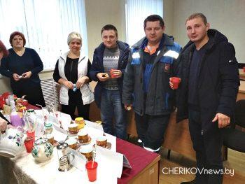В Черикове прошел мастер-класс в рамках проекта «Здоровая организация»