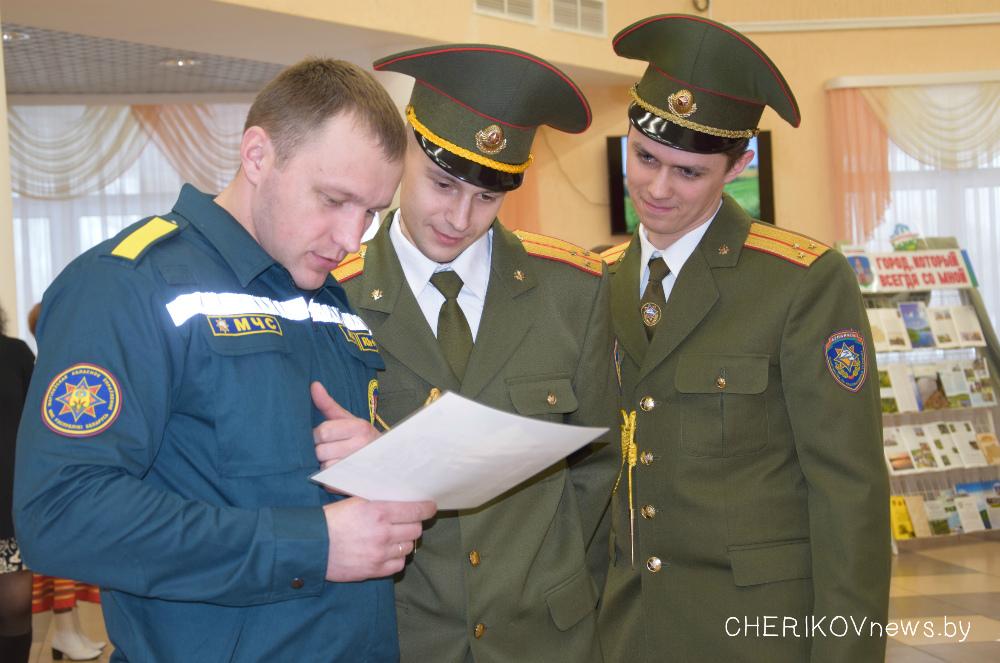 Торжественное собрание по подведению итогов социально-экономического развития Чериковского района за 2018 год состоялось 1 марта в РДК