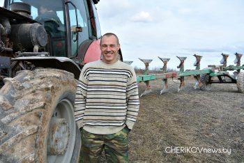 На Чериковщине стартовали весенне-полевые работы
