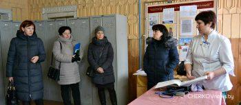 В Чериковском районе прошел День охраны труда