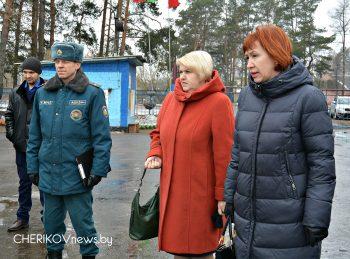 Районный день охраны труда прошел на Чериковщине