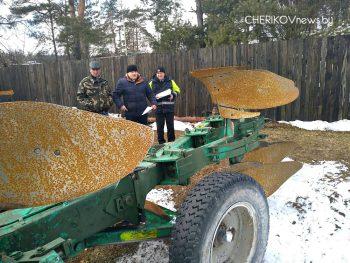 На Чериковщине проводится проверка готовности предприятий АПК к посевной кампании
