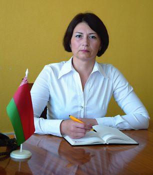 Выездной личный прием граждан  проведет 28 марта управляющий делами Чериковского райисполкома Татьяна Медведева