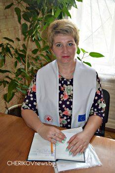 Аксана Куцарская: «Первостепенная задача — помочь нуждающимся людям»
