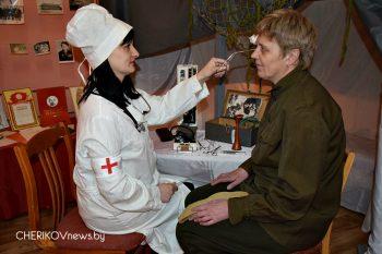 В Чериковском историко-краеведческом музее действует интерактивная выставка