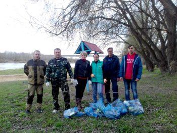 Сотрудники Чериковского отделения Департамента охраны МВД приняли участие в акции