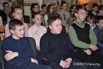 В Чериковском историко-краеведческом музее состоялся цикл мероприятий  «Тени Чернобыля»
