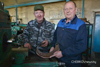 «Дружба крепкая не кончается…» Вот уж почти 40 лет вместе друзья Виктор Мерзликин и Виктор Сергиенко