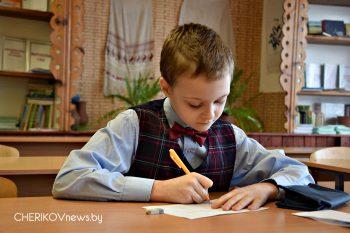 Школьники Чериковщины состязались в знаниях