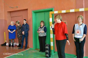 Задора и оптимизма им не занимать! В Черикове прошла зональная спартакиада с участием посетителей отделений дневного пребывания Могилевской области