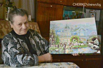 С оптимизмом по жизни идет активная и креативная женщина Ольга Криксина