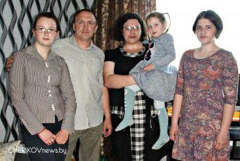 В семье Виктора и Татьяны Дюбескиных царит любовь и взаимопонимание