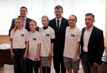 В Беларуси определили участников международной детской  социальной программы «Футбол для дружбы»