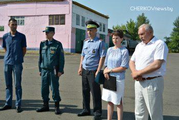 На прошедшем в Черикове семинаре-учебе анализировали готовность к уборочной страде
