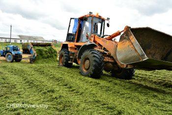 В Могилевской области 895 единиц сельхозтехники работали на уборочной без техосмотра