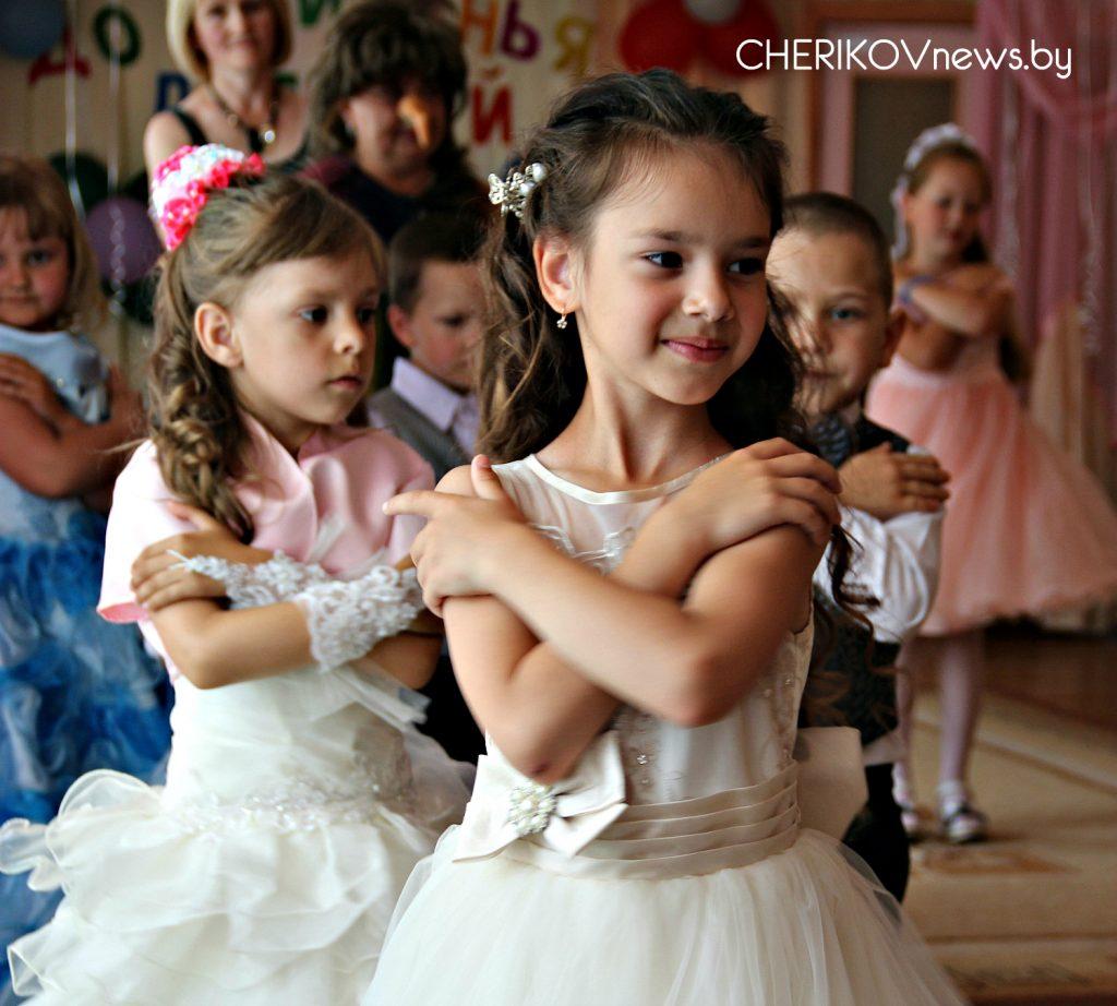 31 мая в детском саду № 3 города Черикова прошел выпускной бал