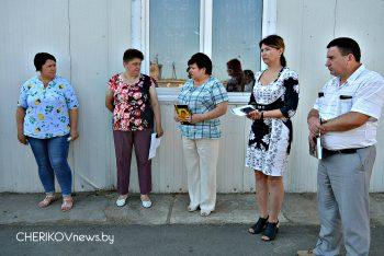 День животновода провели в Экспериментальной базе Чериков