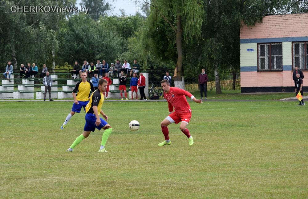 И снова поражение: Чериков проиграл Шклову со счетом 0:1