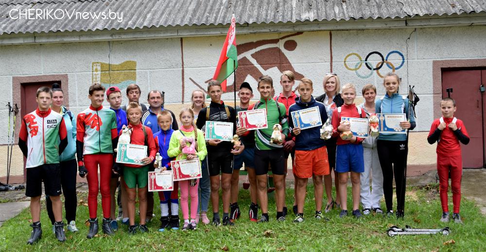 Соревнования по пулевой стрельбе провели в Черикове накануне празднования Дня города