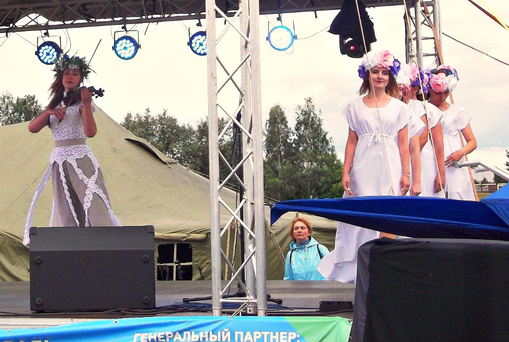 Представители Чериковщины приняли участие в празднике