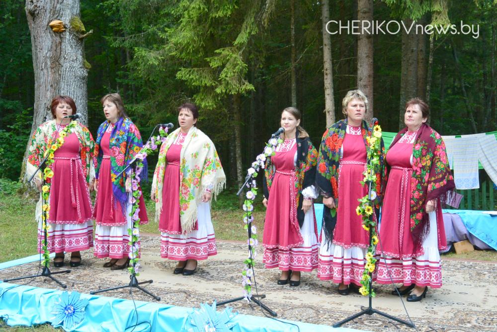 """Свята """"Бразгун"""" адбылося ў Чэрыкаўскім раёне"""
