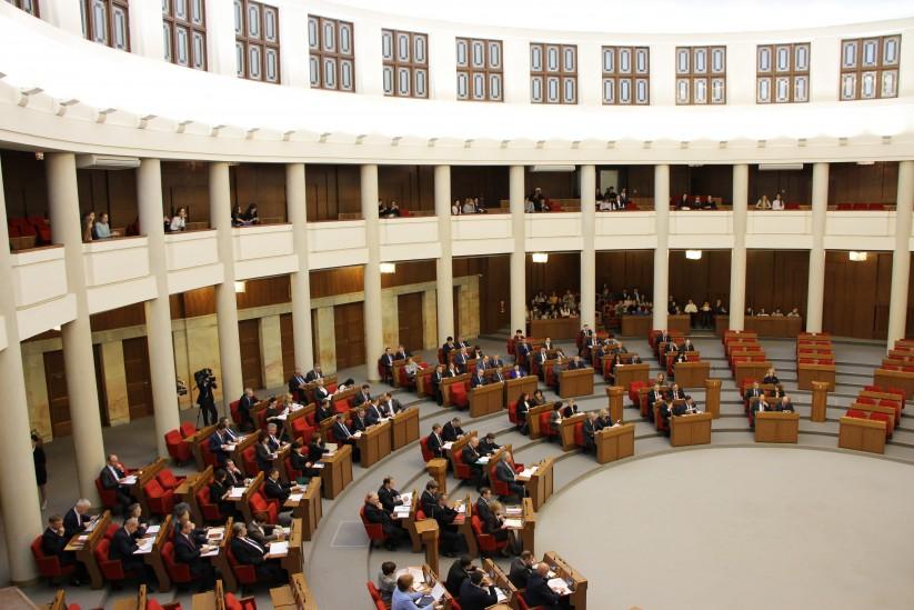 Более 40 кандидатов в депутаты выдвинуто в Могилевской области