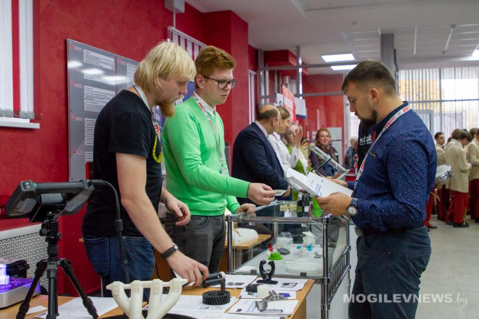 Международная научно- практическая конференция проходит в Могилеве