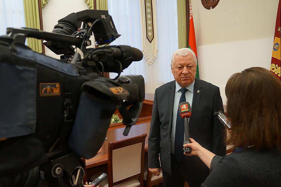 Молдова и Могилевская область рассмотрят возможность создания совместного сборочного производства лифтов