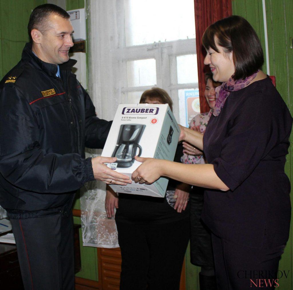 Коллектив «районки» принимал поздравления в связи со 100-летием издания