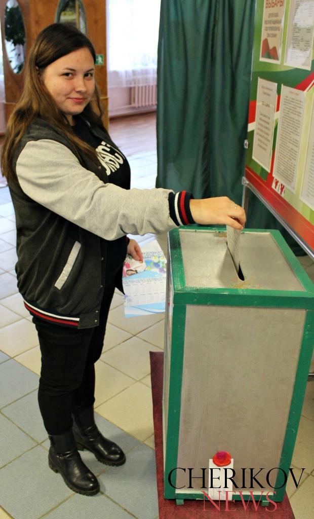 Они впервые приняли участие в выборах