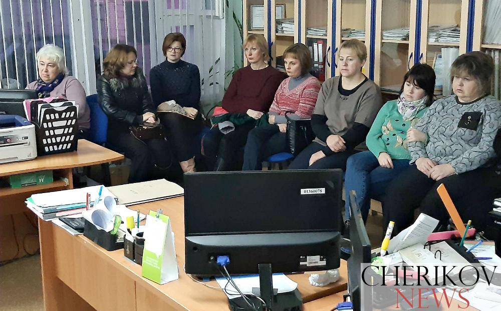 В организациях и учреждениях района прошел Единый день информирования