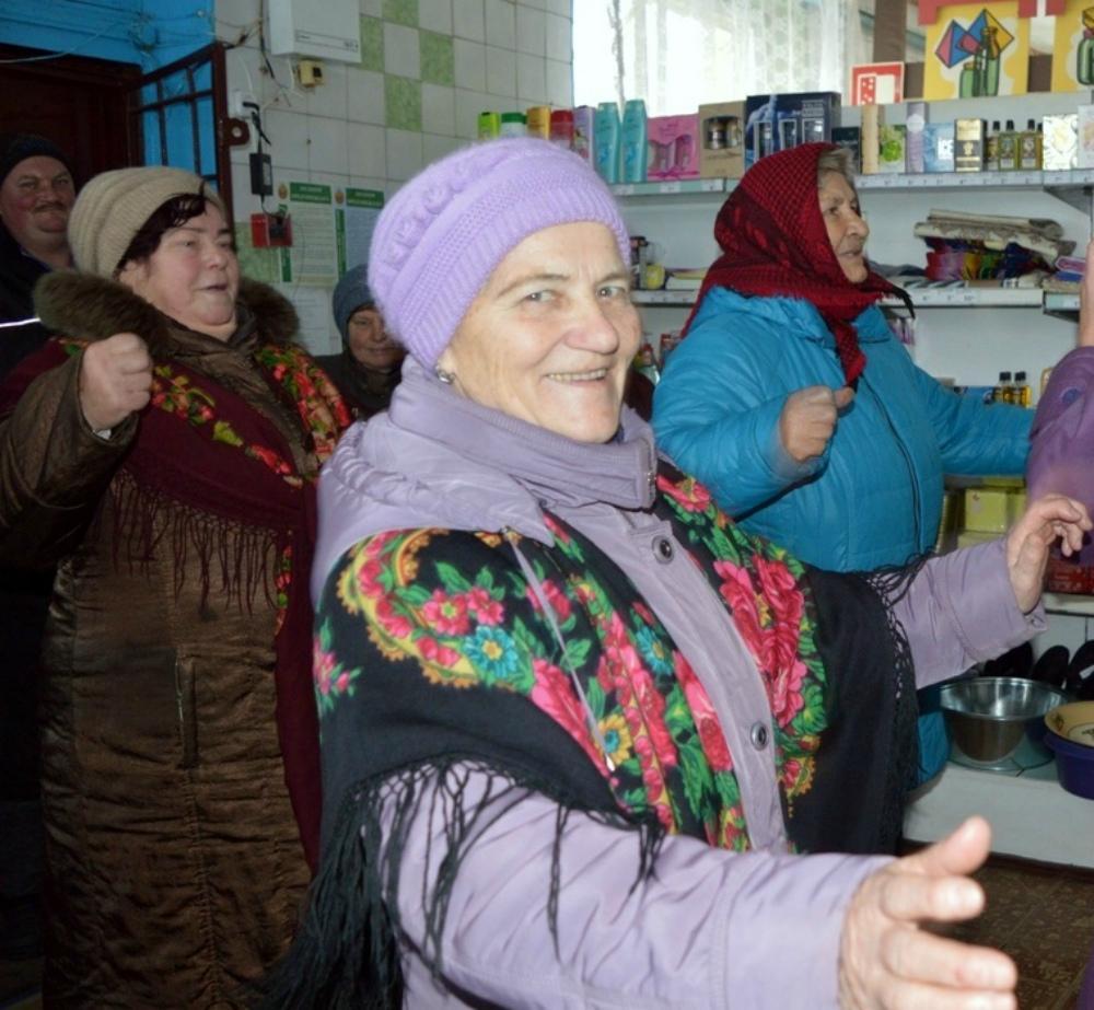 В Чериковском районе продолжает курсировать информационно-социальный  поезд «Забота»