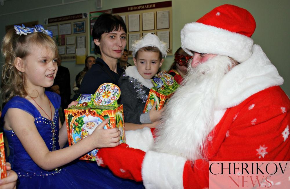 Праздник для воспитанников Чериковского районного центра коррекционно-развивающего обучения
