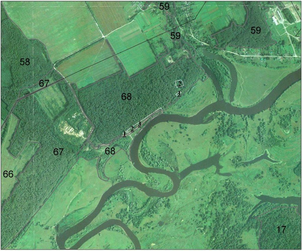 Определены места размещения объектов инфраструктуры туризма в  биологическом заказнике местного значения «Чериковский»