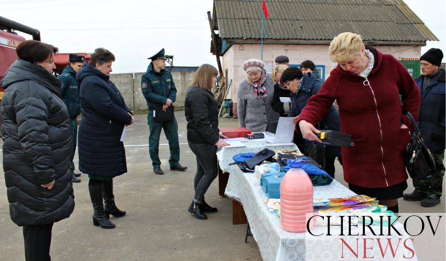 В ОАО «Экспериментальная база «Чериков» прошел ведомственный семинар