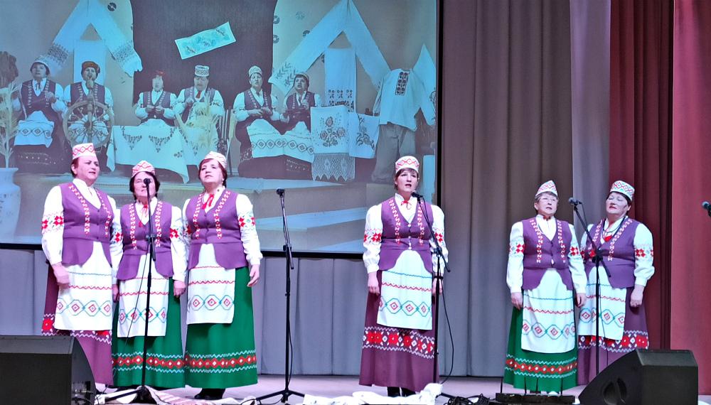 Состоялись заключительные мероприятия областного тура XV республиканского фестиваля народного творчества