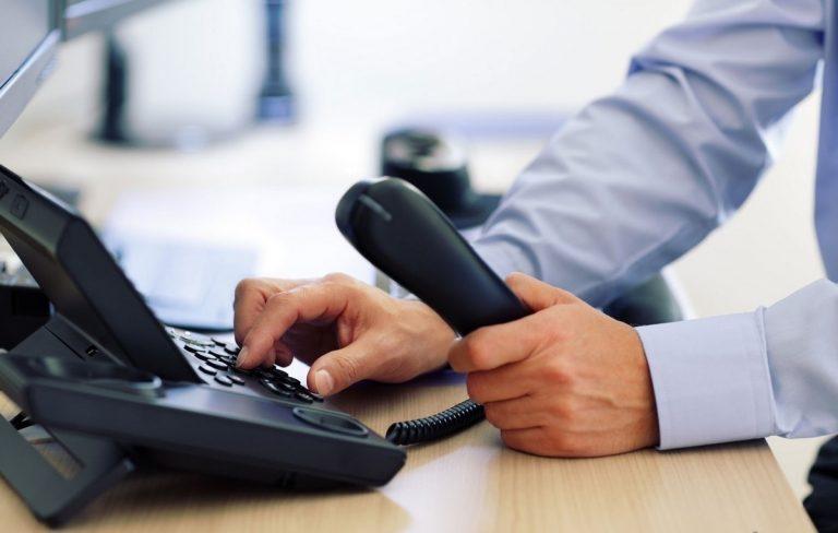 Прямую телефонную линию проведет 30 мая управляющий делами облисполкома