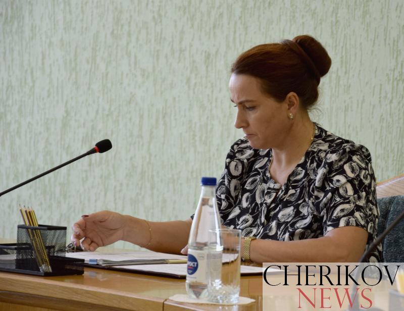Состоялась внеочередная сессия Чериковского районного Совета депутатов