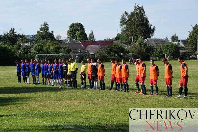 Очередной футбольный матч завершился со счетом 1:2