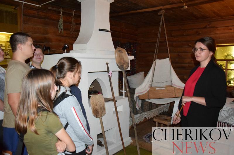 Тематические экскурсии ко Дню города проводят в Черикове