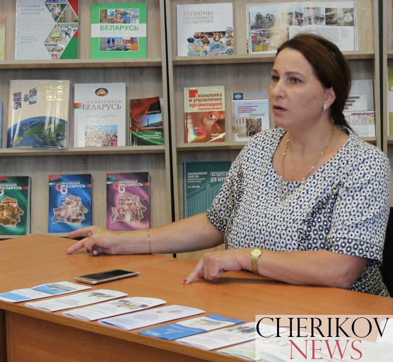 «Республика Беларусь: уверенным шагом по пути независимости» – под такой темой на прошлой неделе прошел день информирования