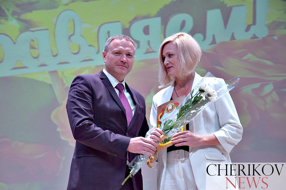 Ежегодная августовская конференция педагогических работников прошла в Черикове