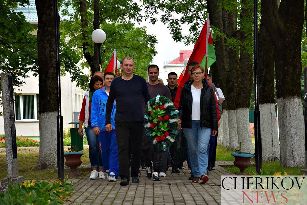 Чериковский автопробег за мир, стабильность и спокойствие