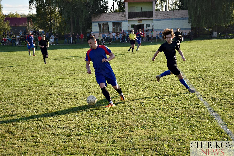 ФК Чериков победил ФК Костюковичи со счетом 3:0