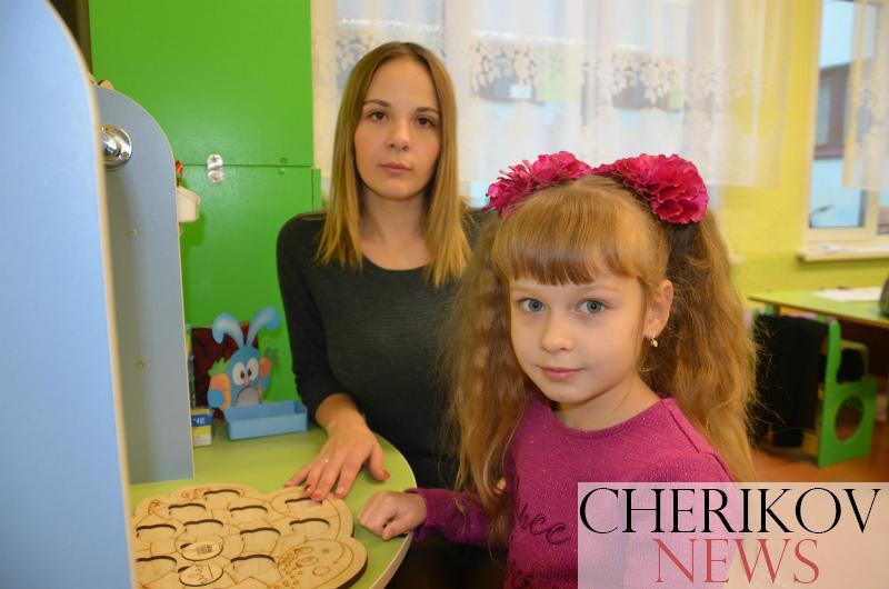 Ольга Наумова - учитель-дефектолог ГУДО «Ясли-сад № 5 г. Черикова»