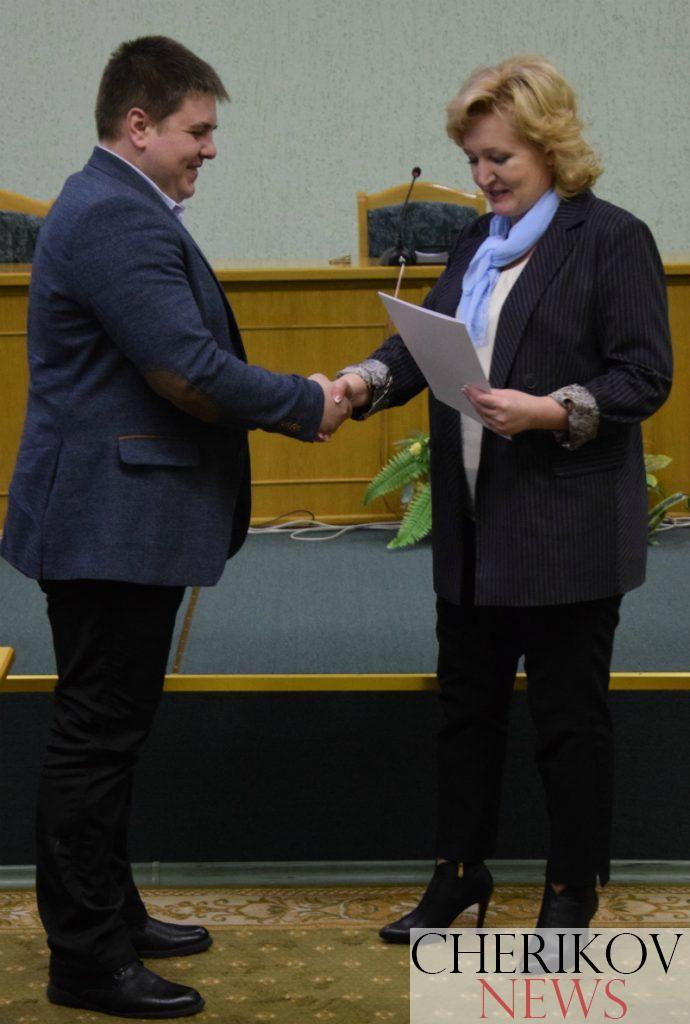 Благодарностей Президента Республики Беларусь удостоены представители различных сфер деятельности Чериковского района
