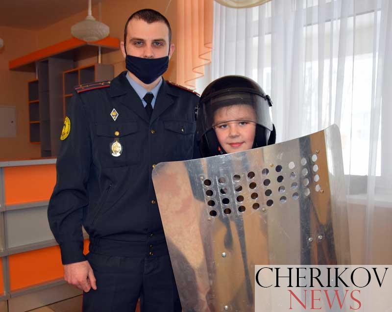 Как в Черикове прошел Единый день безопасности. Смотрите в нашем фоторепортаже