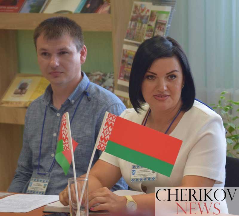 В Черикове состоялась межрегиональная встреча членов Молодежного совета и депутатского корпуса Кормянского и Чериковского районов
