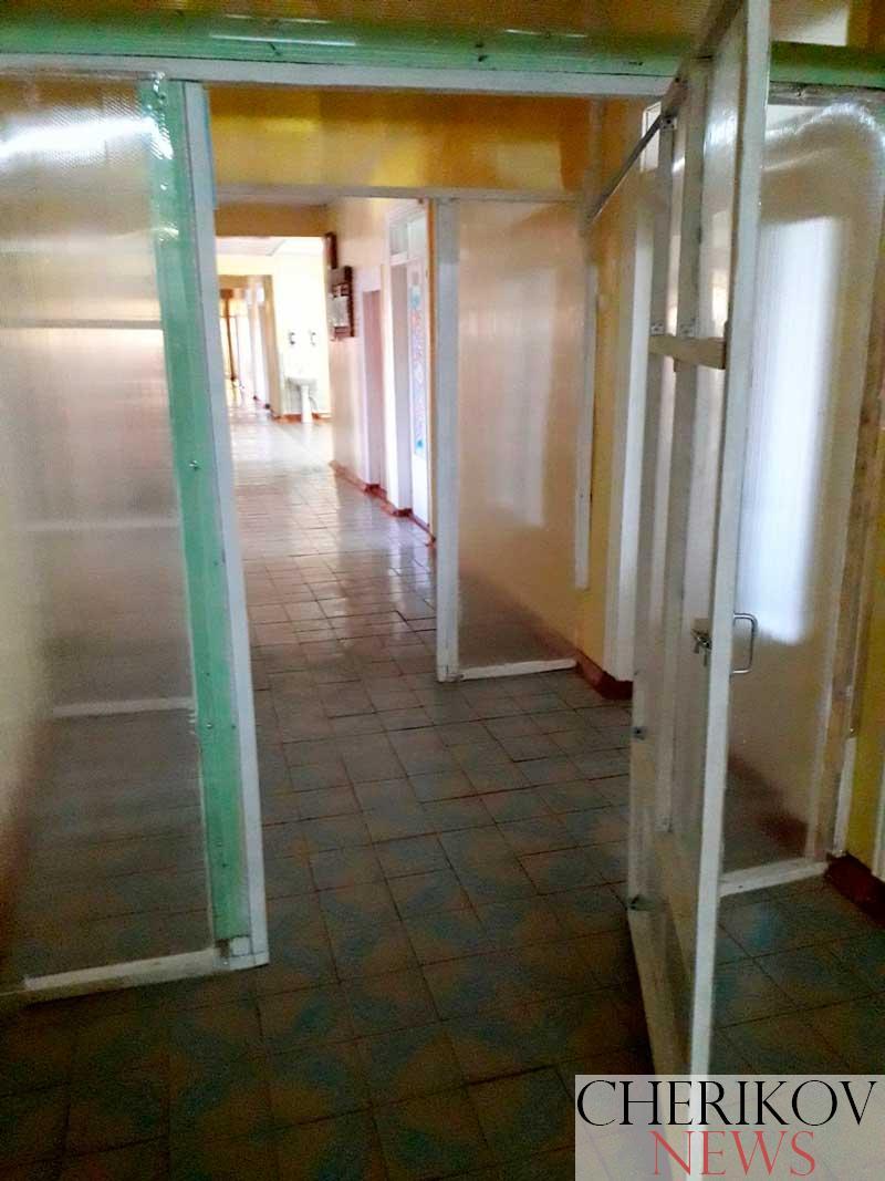 В районной больнице вновь открыто инфекционное отделение